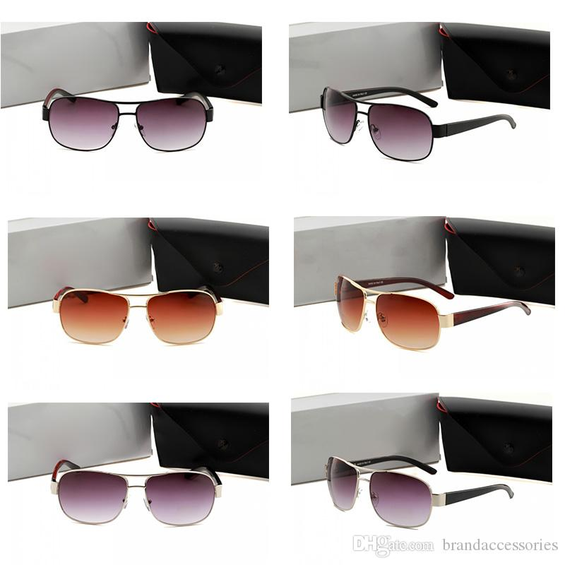 ce0b903aaf7 Square Metal Sunglasses Women Brand Designer Sun Glasses Mirrored ...