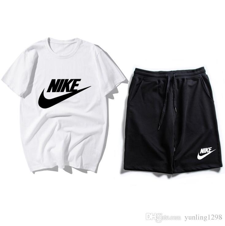 Nike para Hombre Camiseta de Manga Corta para RU Santa