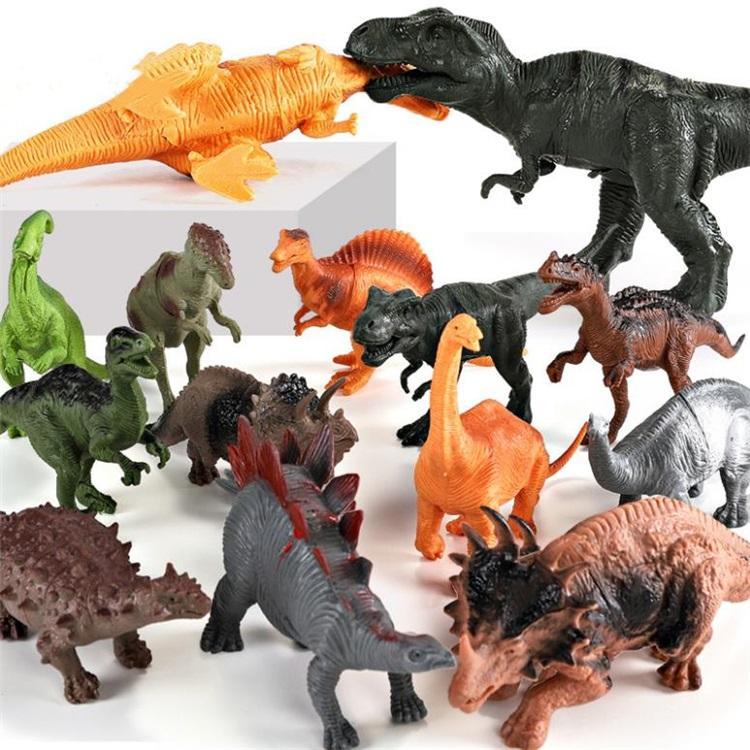 Acquista Simulazione Di Dinosauro Giocattolo Bambini Plastica