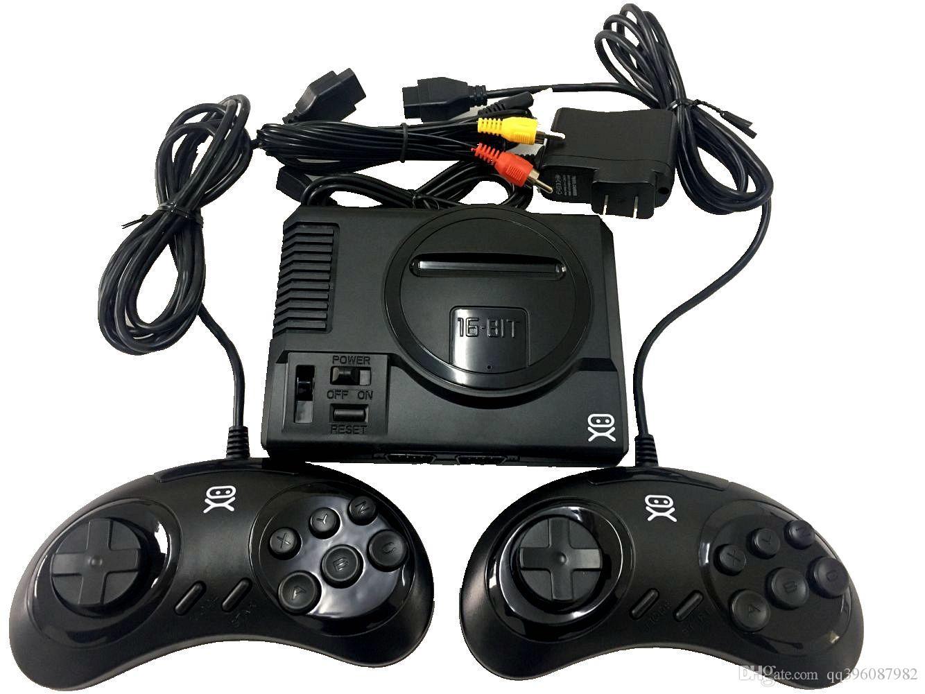Compre Consola De Juegos Mini Sega Consola De Juegos De La Familia