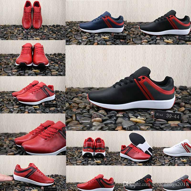 88abf9111ab Best Sellers 2019 Gold Leather Shoes Men Cheap Casual Shoes Support Future  Black White Pink Men Turbo Red Casual Shoes Racing Shoes EQT Boost Trpile  Black ...