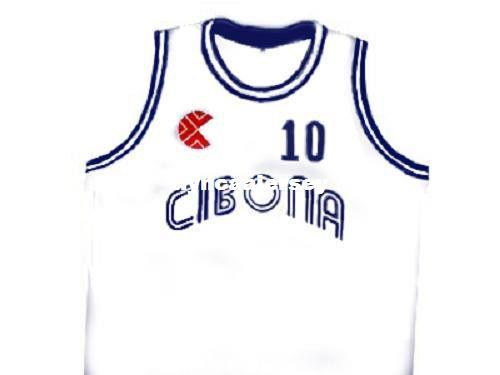 1f153a06631 2019 Cheap Mens CUSTOM #10 JERSEY NEW SEWN PETROVIC YUGOSLAVIA ANY NAME Or  # Retro Basketball Jerseys NCAA College From Hyncaajersey, $19.4 |  DHgate.Com