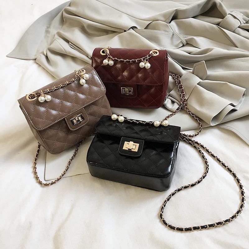 High Quality Women Crossbody Bag Leather Shoulder Bags Mini Messenger Bag  Phone Purse Hiking Traveling Sling Bag 1b88724c9479f