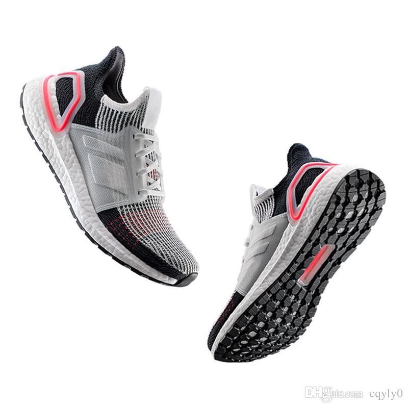 322359bada ... Multicolore Laser Rouge Oreo Refract Foncé Pixel Chaussures Hommes  Femmes UltraBoost 19 UB 5.0 Noir Blanc Multi Baskets De $32.19 Du Cqyly0 |  DHgate.Com