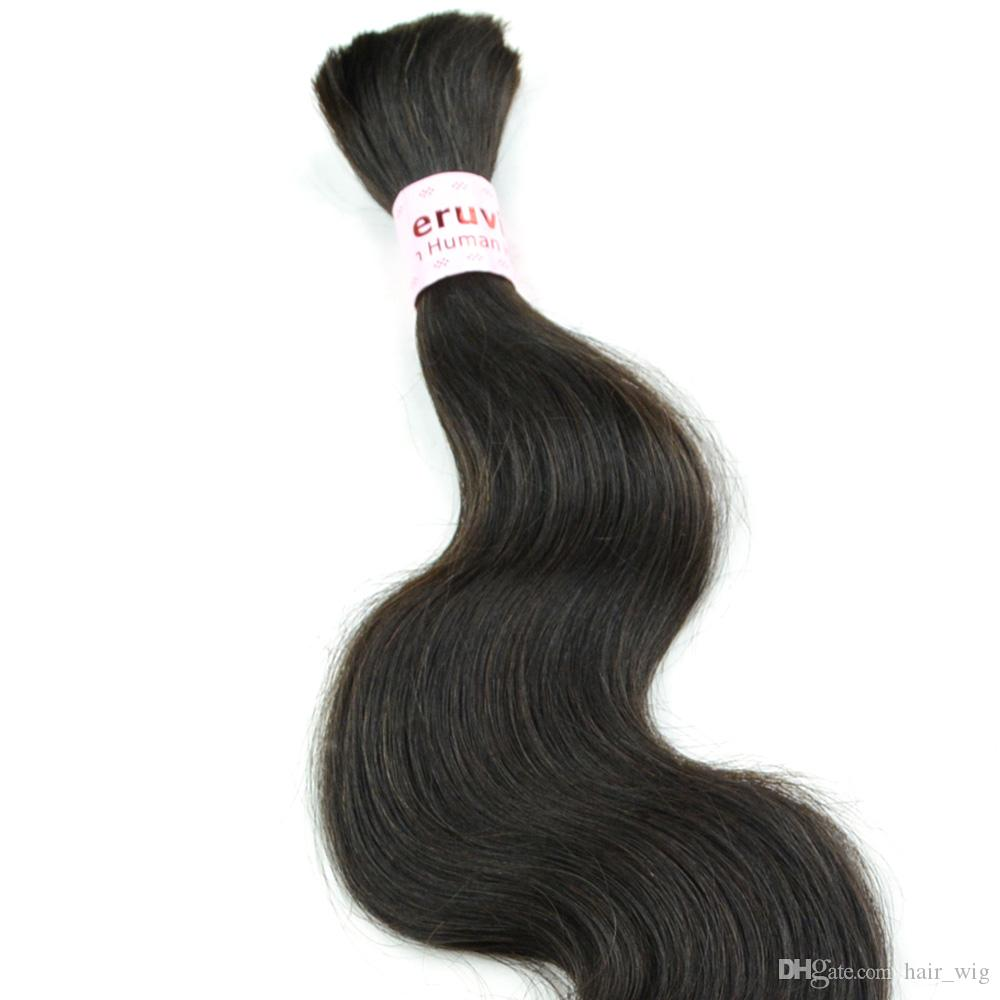 Virgin Indian braiding hair extensions natural straight curly bulks human hair extensions body deep wave wavy braids raw remy hair no weft