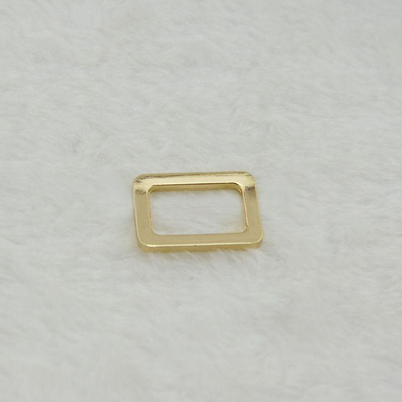 449c160ee25 Compre 100 Unids   Lote Pale Dorado Equipaje Bolsa Accesorios De Hardware  Hebilla Cuadrada Bolsa Hebilla De Hombro A  56.37 Del Dhenana