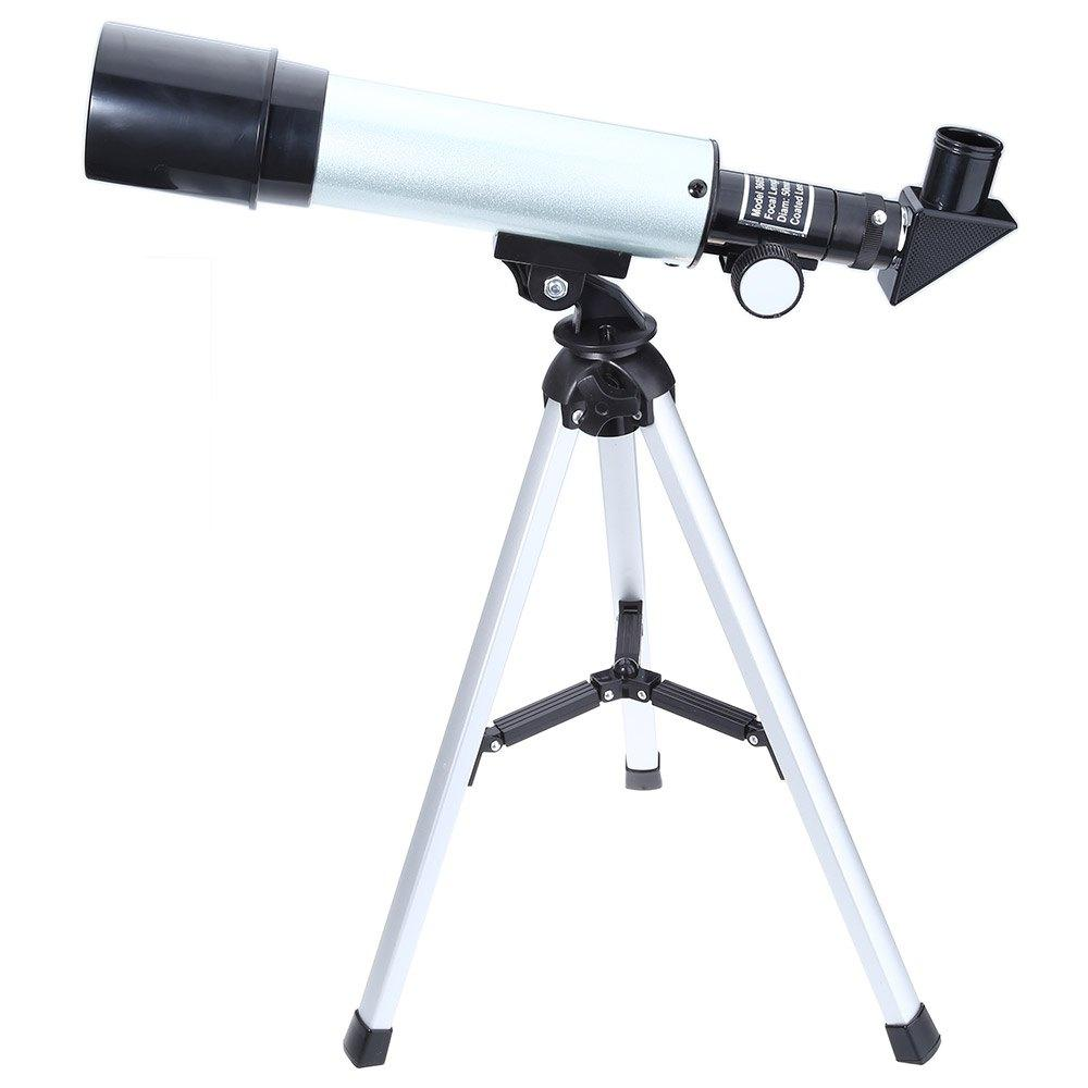 F36050 Optical Glass Monocular Telescope Astronomical Landscape Lens Single-tube for Beginners Astronomy Enthusiasts