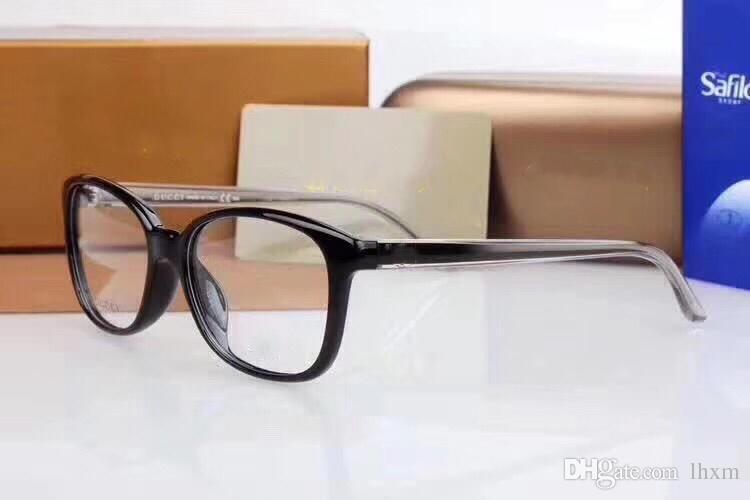 f284b1340f29f9 Acheter Brand Design 2018 New 3629F Plate Light Frame Fashion Monture De  Lunettes Pour Hommes Et Femmes  53 19 140 De  91.38 Du Cyz1222   DHgate.Com