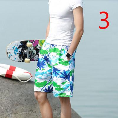 Men's shorts 5 points pants Korean version of the trend loose pants casual
