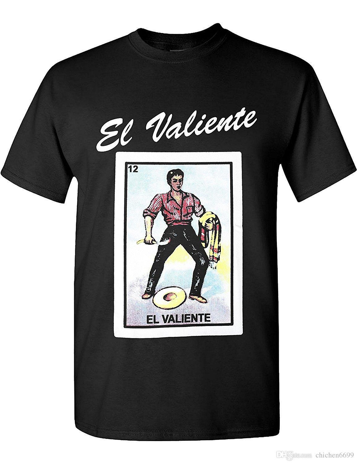 20612a02 Ma Croix Mens Borracho Loteria Graphic Mexican Funny Drinking Card T Shirts  32887357924 Best T Shirts Shirts Online From Jie66, $14.67| DHgate.Com