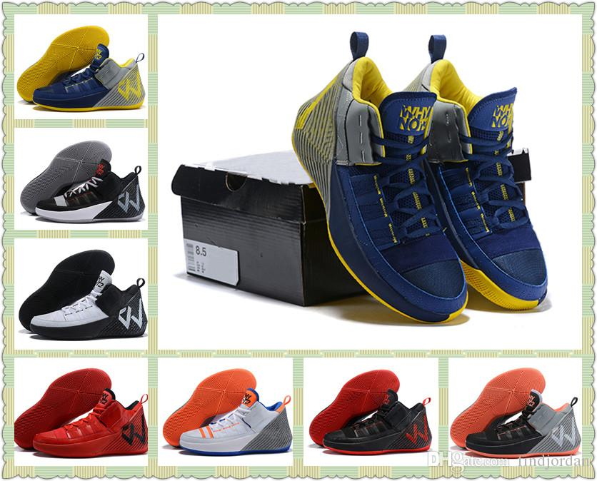 79af6c1a76f 2019 Why Not Zer0.1 Chaos Black Orange Grey Men Basketball Shoes Russell  Westbrook II 2 University Red White Zer0.2 Mens Athletic Sports Sneaker  From ...