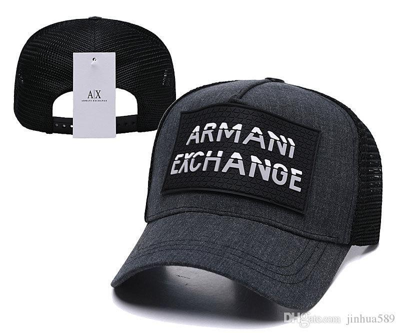 8e1b5e9d773f6 Cheap A X Baseball Caps Men La Snapback Canada Visors Sun Hats Golf Ball Cap  La Casquette Icon Designer Hat Embroidered Street Caps DF15G27 47 Brand Hats  ...