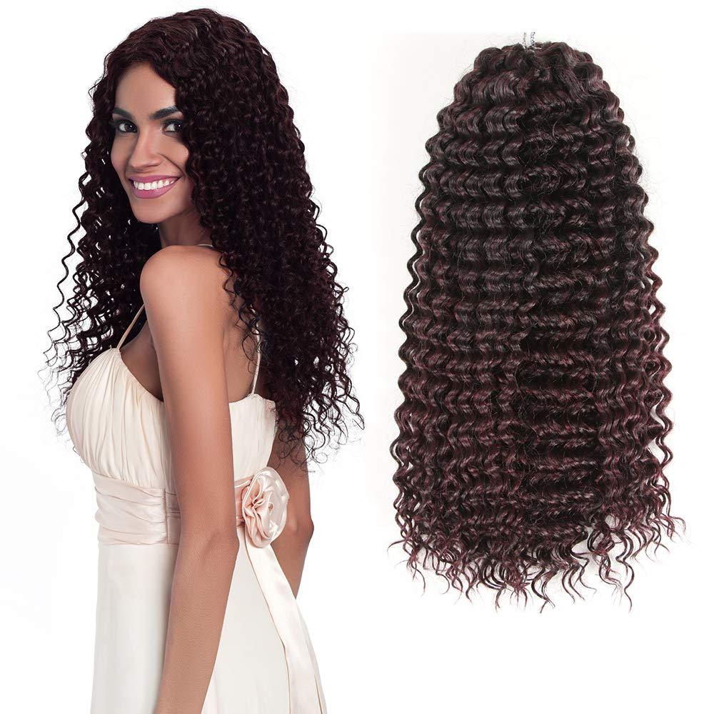 Marly Crochet Hair Kinky Curly Crochet Braids Deep Wavetwist Crochet