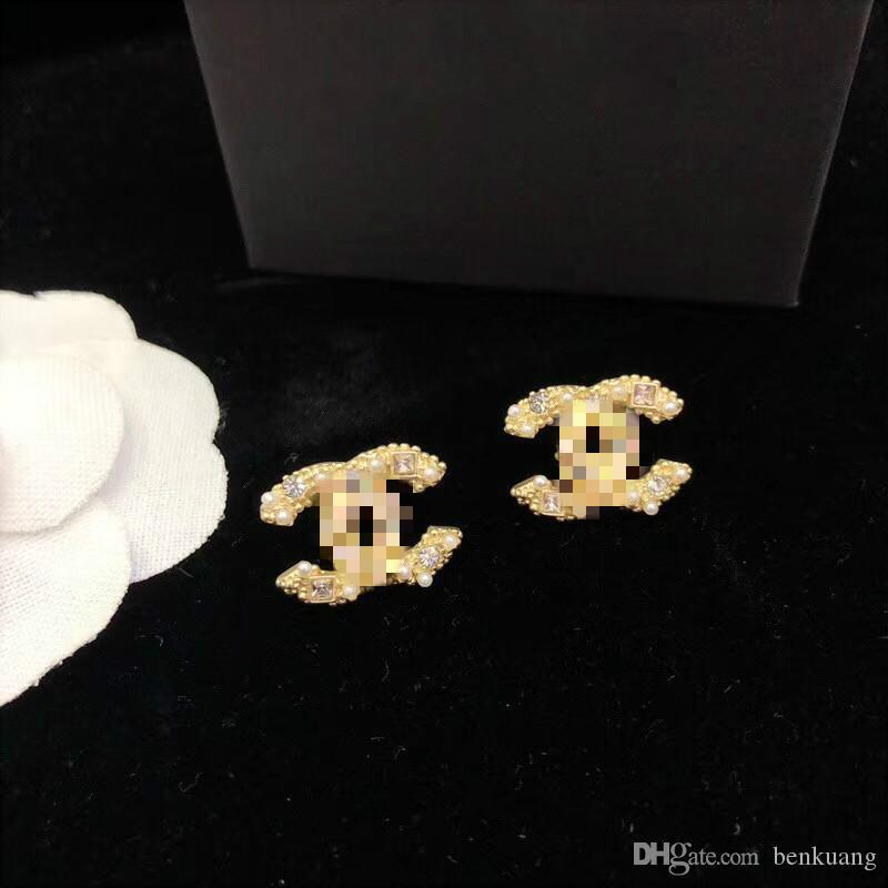 61294b59e8d5 Compre Pendientes De Perlas De Diamantes Y Perlas