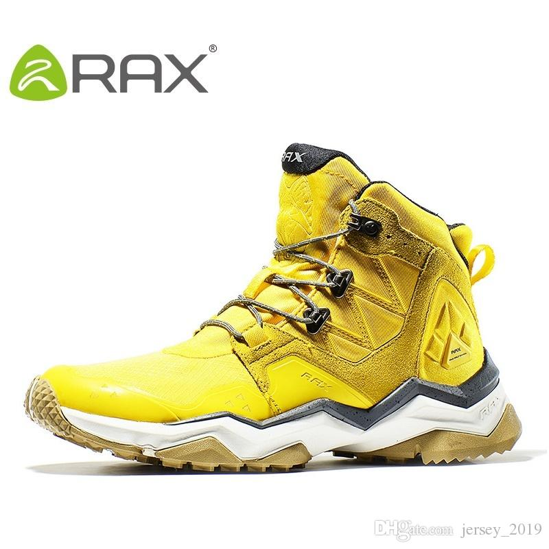9cc5cd4236c Rax Waterproof Hiking Shoes For Men And Women Outdoor Breathable Hiking  Boots Warm Outdoor Walking Shoes B2752 #128683