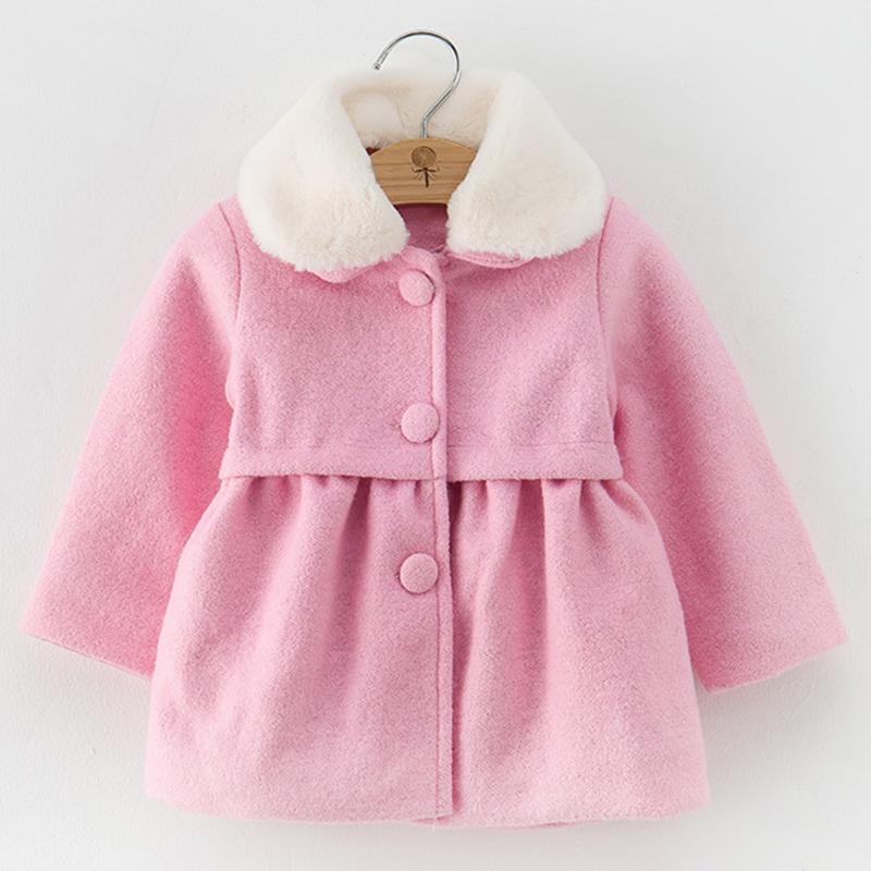 71d1f865b123 Baby Girl Jackets And Coats Princess Children Spring Winter Jacket Kids  Clothes Girl Coat Toddler Outerwear Jacket Toddler Baby Kids Parka Jacket  Girls ...