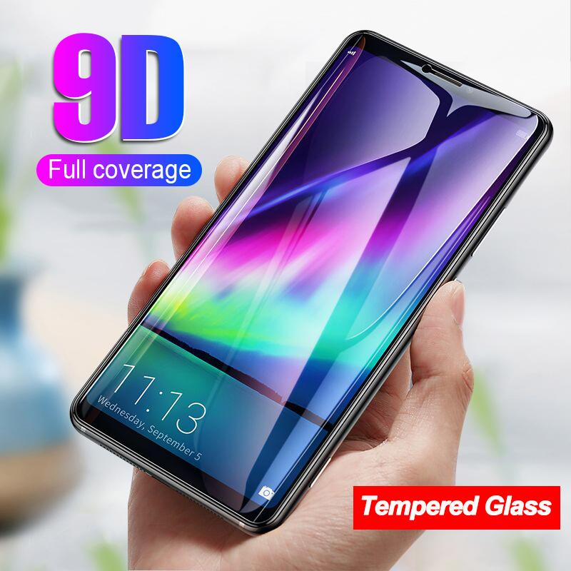 ea4931bfb 9D Tempered Glass For Xiaomi Redmi Note 7 Screen Protector For Redmi Note 6  Pro Glass Mi 8 A2 Lite Max 3 Pocophone F1 Play Anti Fingerprint Screen  Protector ...