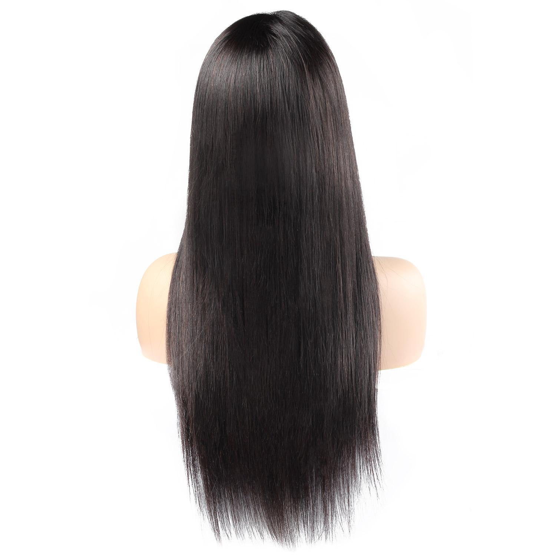 Perulu Vücut Dalga Hint Peruk 360 tam dantel İnsan saç peruk 10