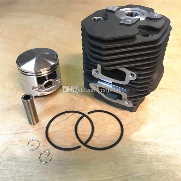 Cylinder kit 58mm fits Stihl 075 076 TS750 TS760 concrete cut-off saw Cylinder piston rings set pin clips assembly replacement