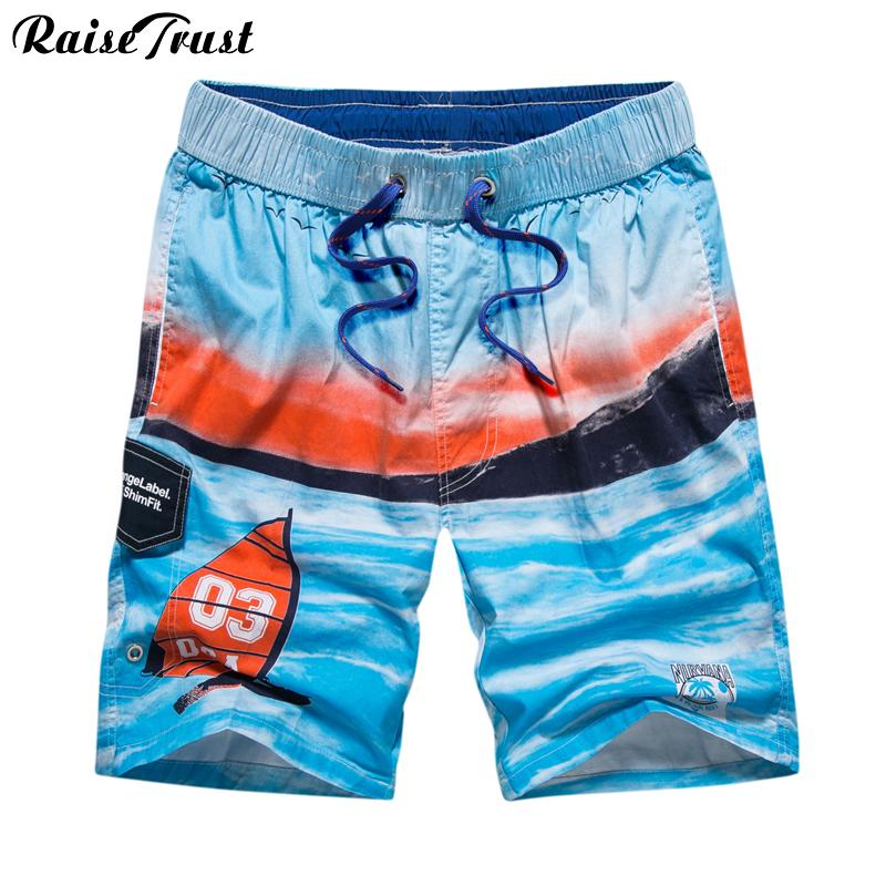 Sports & Entertainment Hawaiian Shorts For Men Styles Beach Shorts Men Mens Beach Trunks Swimwear Man Mid Elstic Waist Solid Breathable Loose Straight