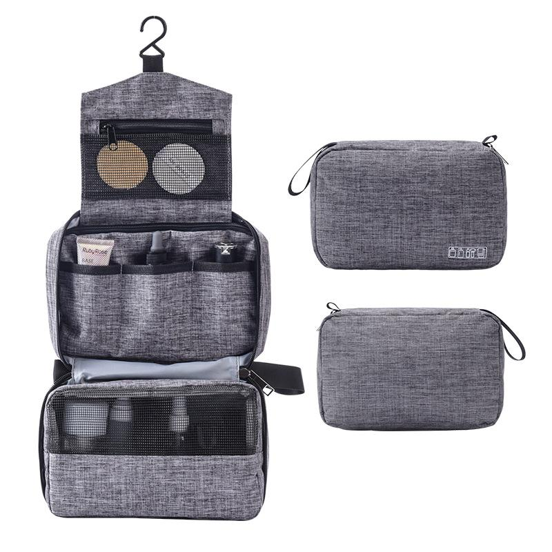 60a5914b9fbc43 2019 Hotsell Men Women Hanging Cosmetic Bag Multifunction Travel Organizer  Toiletry Wash Make Up Storage Pouch Beautician Folding Makeup Bag From  Zxwshop, ...