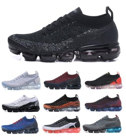 sale retailer e1521 53251 2019 Vp 2.0 FK Air Running Shoes Cheap Designer Moc V 2.0 Women Mens Tn  Plus Ultra Trainers Black Outdoor Air Cushion Sneakers Sports Shoes Air  Shoes ...