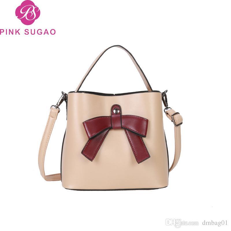 72bba7c6fb8f Pink Sugao Designer Luxury Handbags Purses Women Tote Bags Shoulder Handbag  Crossbody Bags Messenger Bag Pu Leather 2019 New Fashion Handbag Handbag  Brands ...