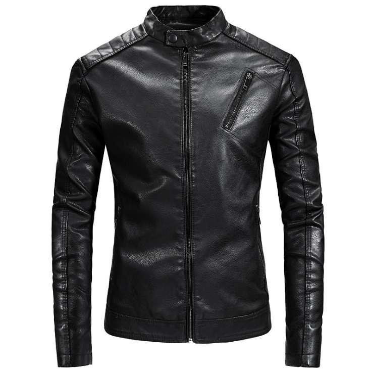 autumn and winter men jacket Motorcycle Jacket mens designer winter coats mens Streetwear Clothing Warm Clothes For Men wholesale