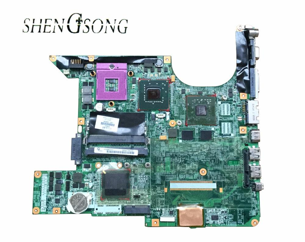 460900-001 for DV6000 DV6500 DV6700 Latop Motherboard G86-730-A2  DA0AT3MB8F0 Mainboard 100% tested fully work