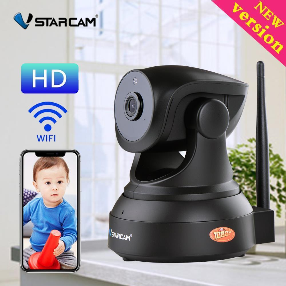 Vstarcam Baby Monitor 1080p Full Hd Wireless Ip Camera Cctv Wifi Home  Surveillance Security Camera System With Ios/android Pan