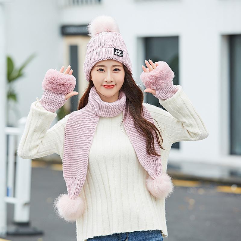 2b9d7969b55 2019 Korean Version Woolen Hat
