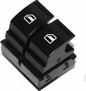 Wolcar Wolc the Volkswagen Caddy 2005-2010 Glass Dual Power Switch Left Ship from Turkey HB-000342835