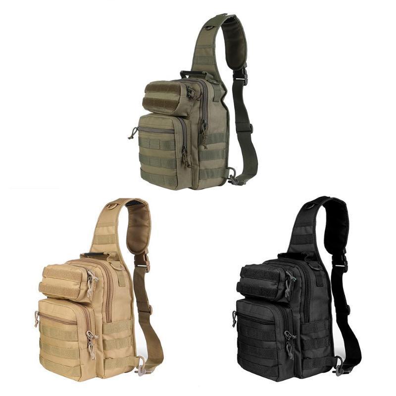 d1d0e3da9b14 20L Tactical Sling Bag Chest Pack MOLLE 600D Oxford Chest Bag Outdoor Pack  Sports Running Climbing Travel Shoulder Dakine Backpacks Back Pack From  Roseyy