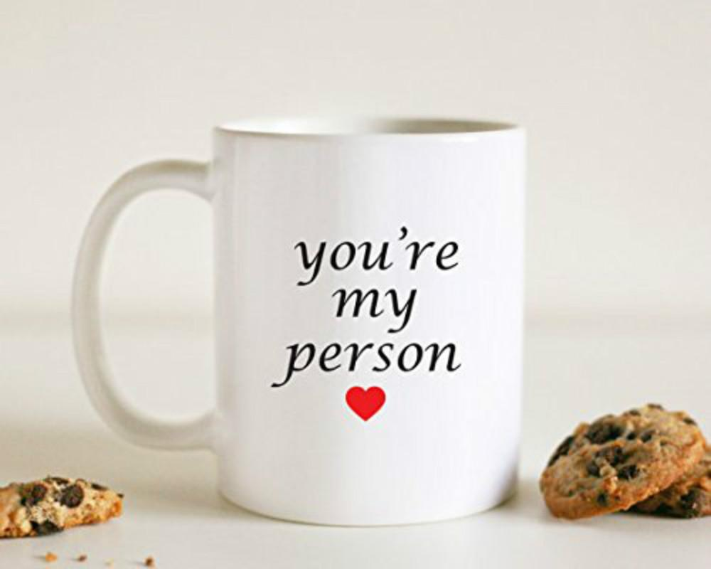 YouRe My Person Mug GreyS Anatomy Funny Coffee Birthday Gift For Her Lover Best Friend Cup Shop Mugs Tea From Lgqin