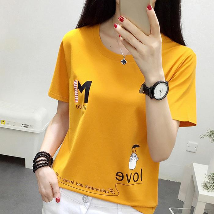 190d0b4060bc 2019 Womens T Shirt Whiter Summer Brand Short Sleeve O Neck Casual Letter  Printed Red Tops Tees Female Ladies T Shirt NS8943 The Who T Shirt T Shirts  ...