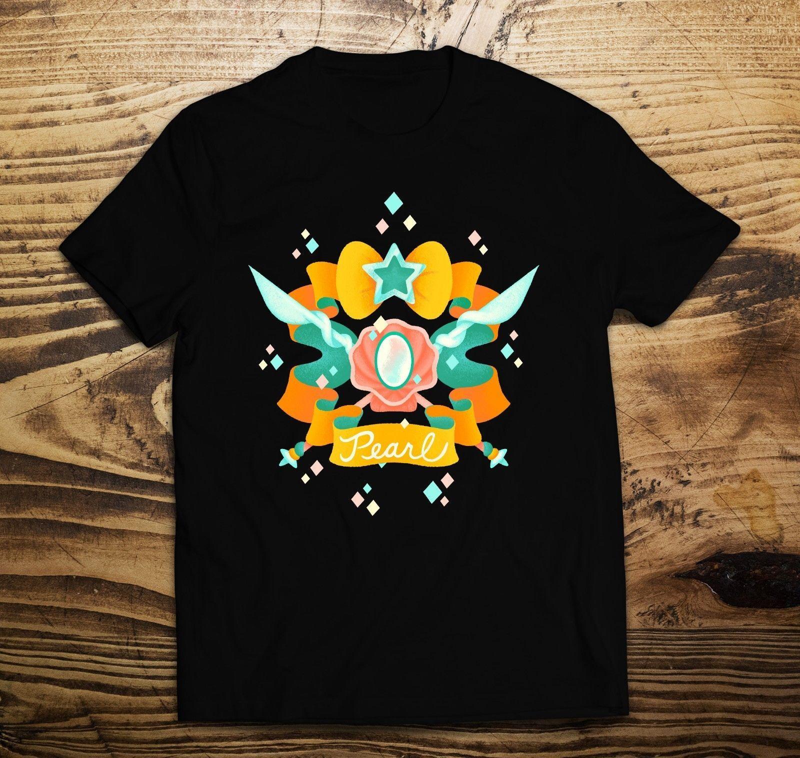 Compre Steven Universe Shirt Pearl Steven Universe Camiseta Discout Hot New  Fashion T Shirt Top Envío Gratis 2019 Officia A  24.2 Del Abmosstore  d085efdd0752c