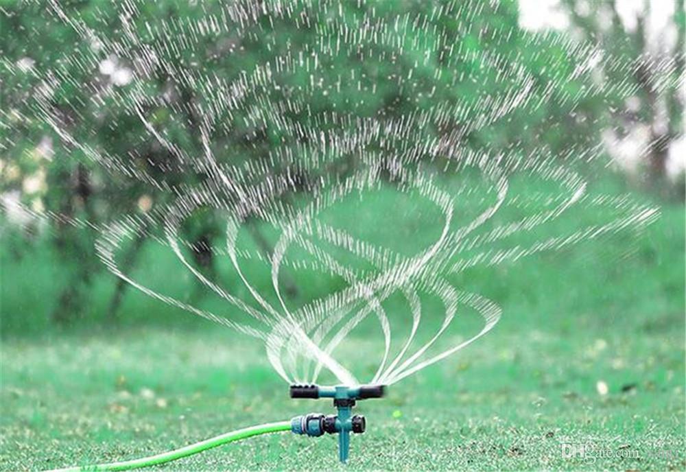 جديد الباحة 13 * 13 * 23 سنتيمتر abs الحديقة الرش التلقائي 360 الدورية حديقة المياه الرشاشات الحديقة الري