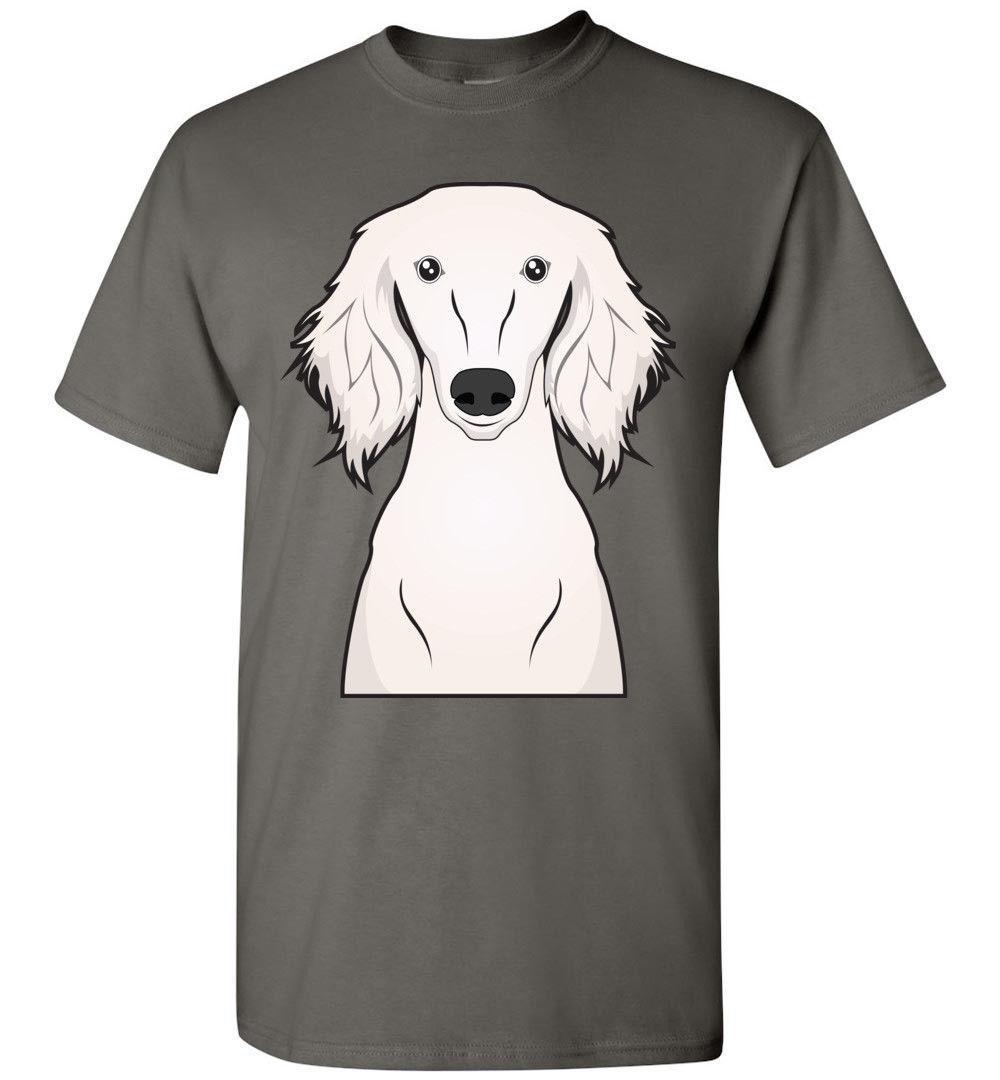 671e1f353a3 Saluki Dog Cartoon T Shirt Tee Men Women Ladies Youth Kids Tank Long Sleeve  Classic Quality High T Shirt Funky T Shirts Online Shirts Mens From  Goodcup