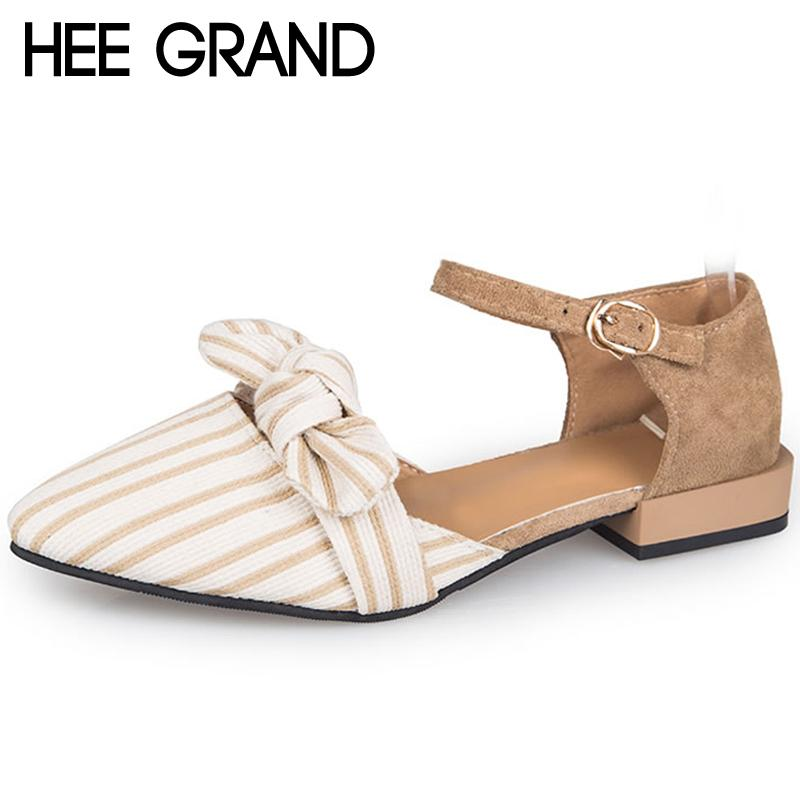 07d138ce4 Designer Dress Shoes Hee Grand Flock Woman Pumps Woman Slip On Butterfly  Knots Buckle Strap Comfortable Casual Women Xwz5205 White Mountain Shoes  Scholl ...
