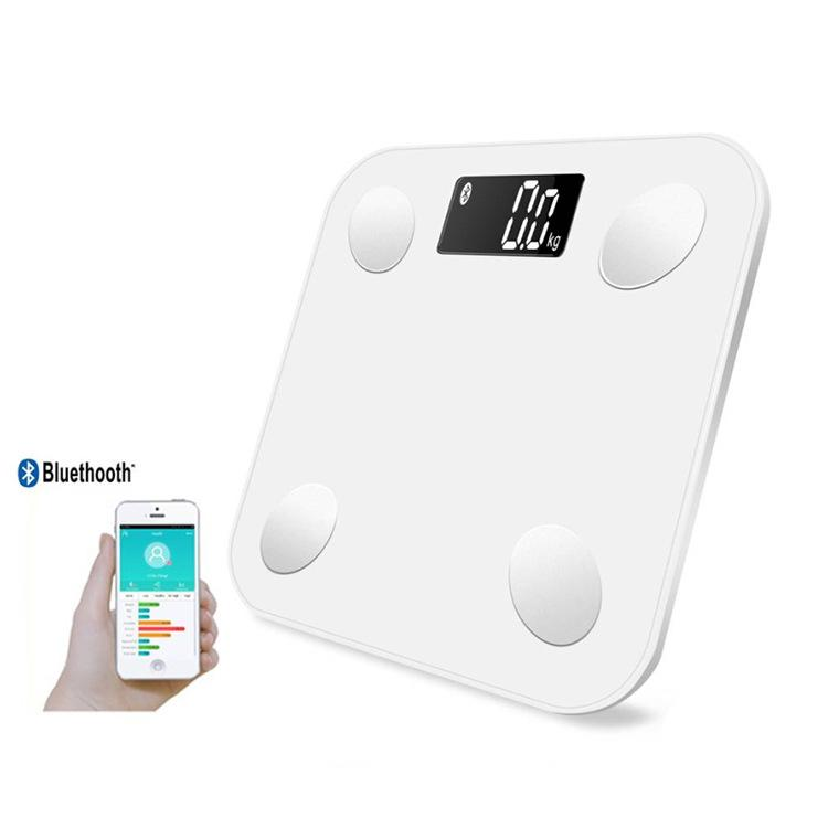 Smart Home Bluetooth scales floor Body Weight Bathroom Scale