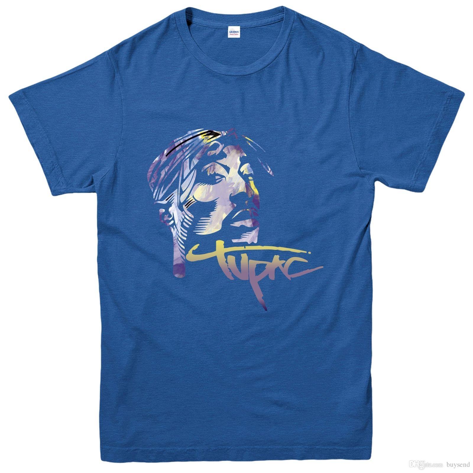 e323afa3e47c9 Compre Camiseta Con Cara De Tupac