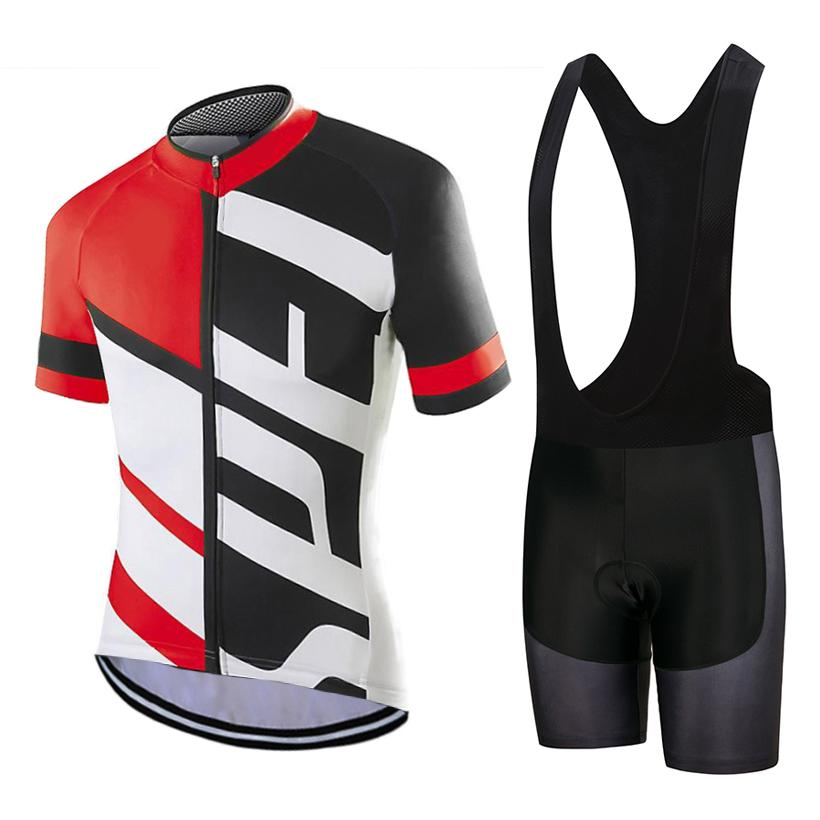89e535dc7 New 2019 Special Pro Cycling Team Jersey 20D Bike Shorts Suit Ropa ...