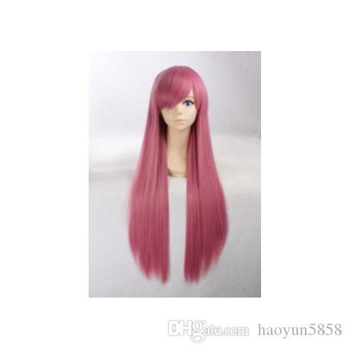 Anime Costume Cosplay Wig no lace queen brazilian made wigs High Quality Synthetic fibre queen Popular Kanekalon hair parrucca