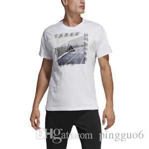 Hip hop Hommes Tshirt Running Athletic ID Photo Tee Fashion DV3055 Formation Nouveau