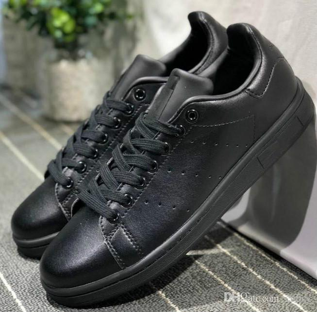 Stan Smith shoes Brand women men stan shoes fashion smith sneakers casual leather Superstars sport shoes without box free shipping 36 45
