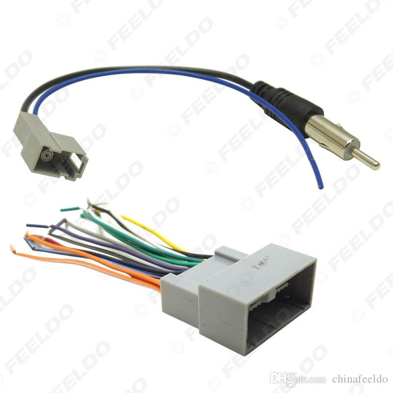 2020 Car Radio Audio Stereo Amplifier Interface Wire