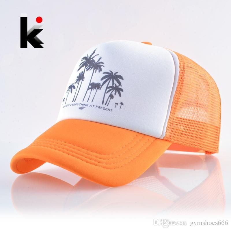 811e49e74d510 Snapback Mesh Baseball Cap Summer Outdoor Sport Hats For Men Women Fashion  Trucker Caps Boys Girls Hip Hop Skateboard Casquette #46987