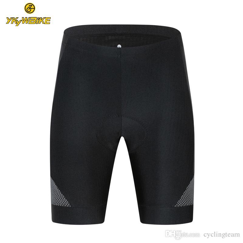 16bb017b5 YKYWBIKE Summer Cycling Shorts 2019 Men Mountain Bicycle Shorts With Coolmax  Sponge Padded Breathable Qucik Dry Short Pants Custom Design Plus Size Bike  ...