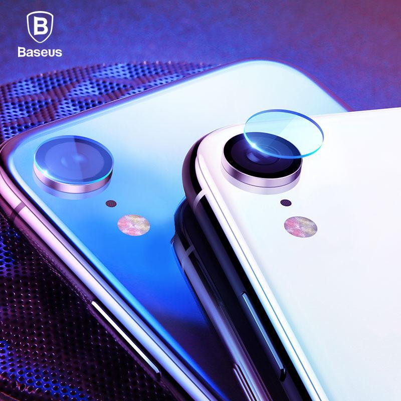 8f982d6b9 Protector De Pantalla De Burbujas Baseus Volver Lente De La Cámara Vidrio Templado  Para IPhone XR 6.1 2018 Lente De La Cámara Protector De Película 0.2mm ...