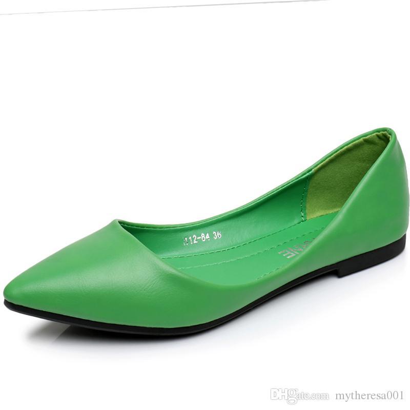 2742da1c5d15 MTA0023 Womens Sandals Shoe Woman Genuine Leather Flat Shoes Fashion ...